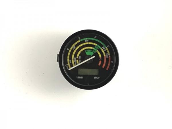 Drehzahlmesser mit Betriebsstundenzähler für 25 km/h digital Zetor