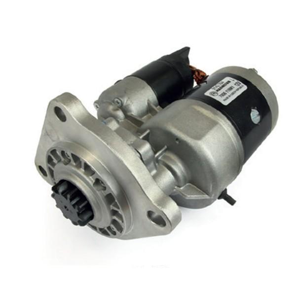 Anlasser 12V/2,7kW, 10 Zähne, 9643382M1 Massey Ferguson Modelle