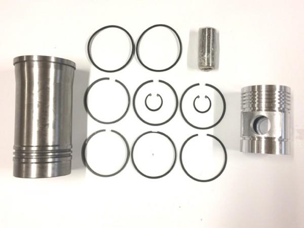 Kolben , Laufbuchse , Zylinder komplett im Satz 105mm Zetor Super 50