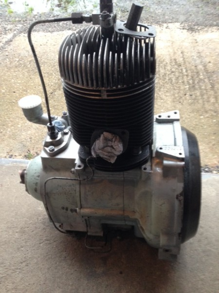 Motor regeneriert Agrozet TZ-4K14, TZ4K, tz-4k14
