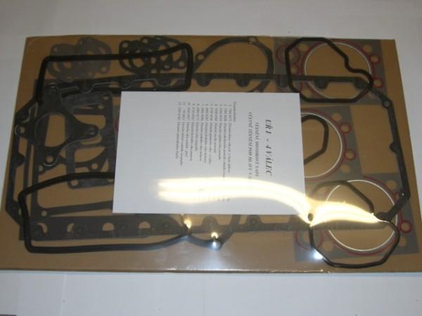 Motordichtsatz 4-Zylinder Zetor UR1,6011-7045,6211-7745
