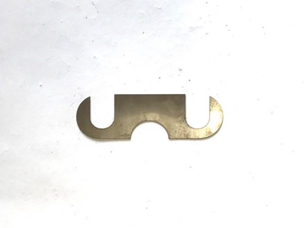 Distanzscheibe , Distanzunterlage 0,6 mm MF 70