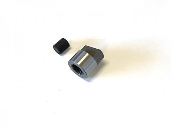 Blockierungseinlage mit elastischer Einlage Vorderachse Zetor UR1