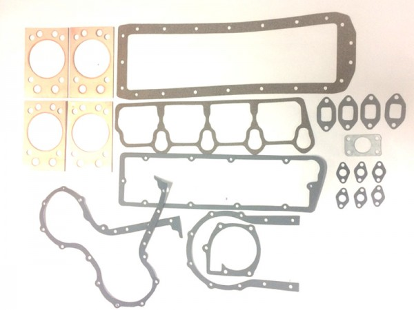 Motordichtsatz , Dichtsatz Motor Zetor Super50 Zylinderkopfdichtung CU