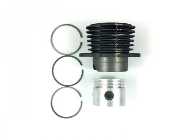 Luftverdichterzylinder mit Kolben und Kolbenringe für Kompressor